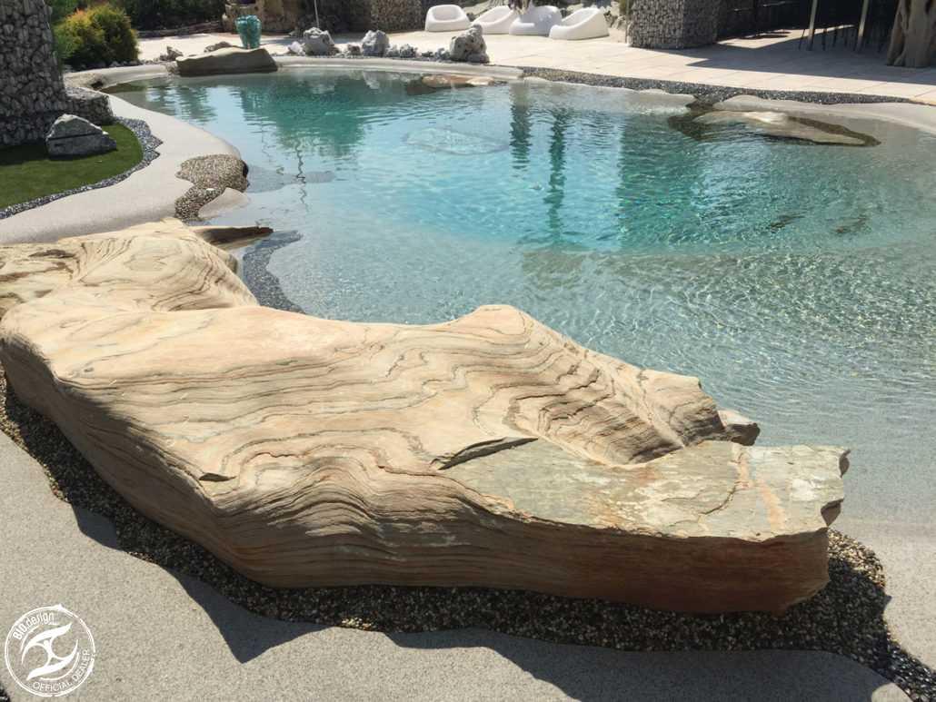 Personalizzazione delle piscina
