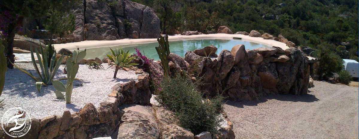 Utilizzo della piscina in estate e inverno