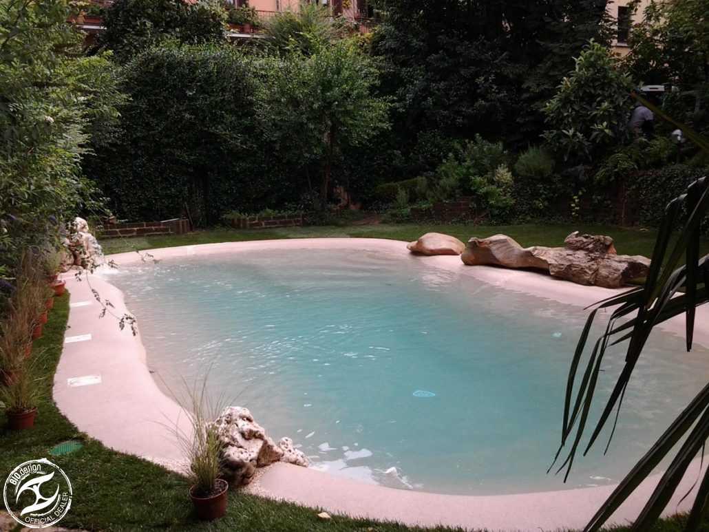 Ristrutturazione di piscine tradizionali - Foto 1 - Dopo