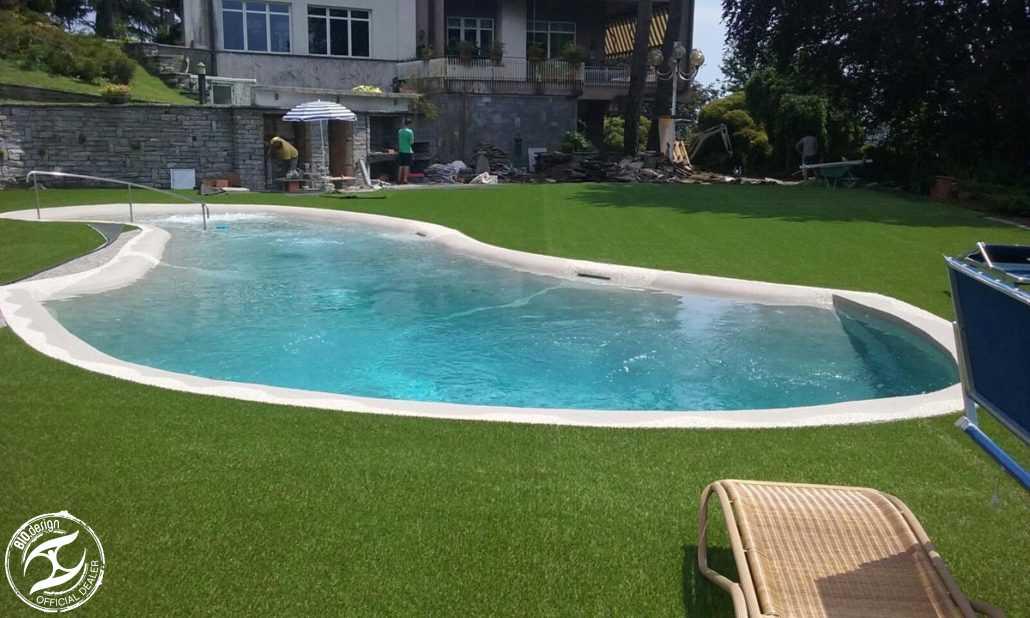 Ristrutturazione di piscine tradizionali - Foto 2 - Dopo