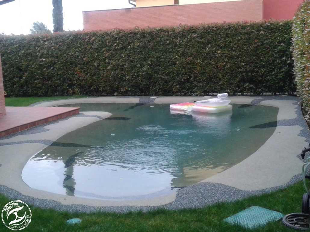 Ristrutturazione di piscine tradizionali - Foto 3 - Dopo