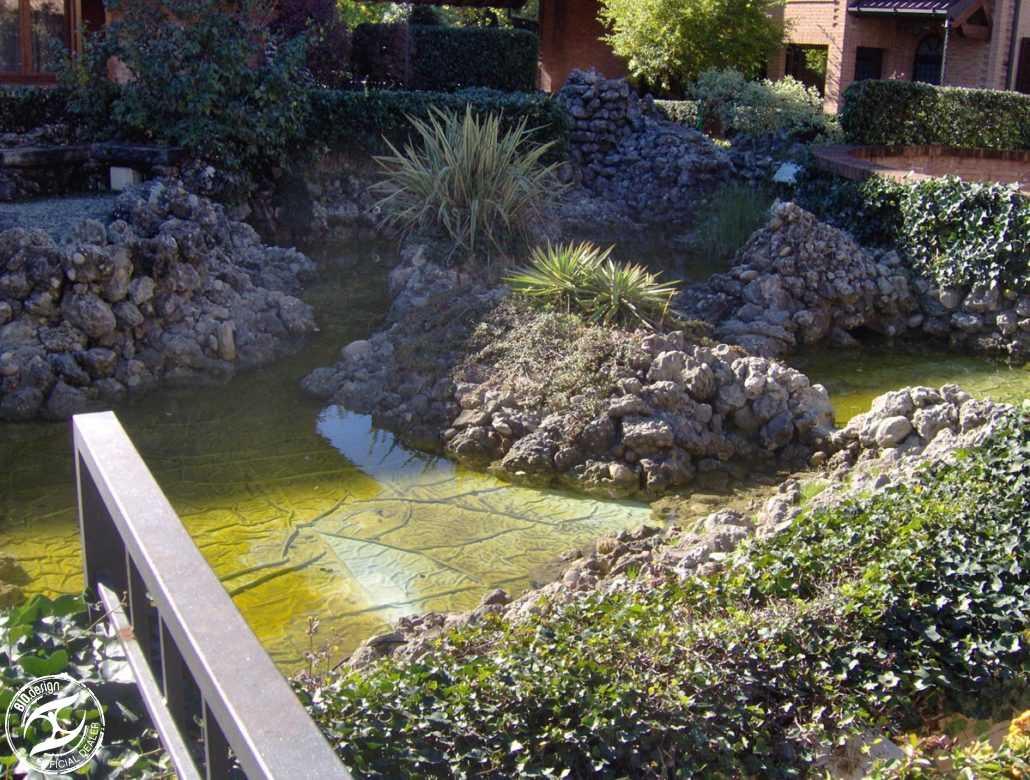 Ristrutturazione di piscine tradizionali - Foto 4 - Prima