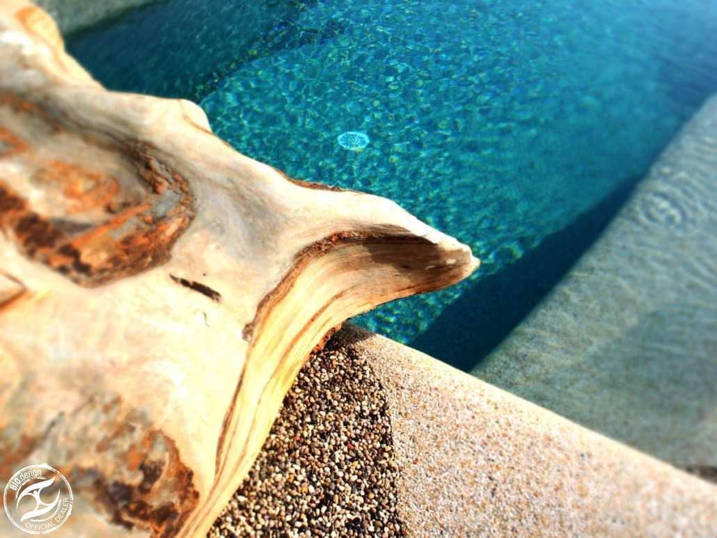 Personalizzazione della piscina