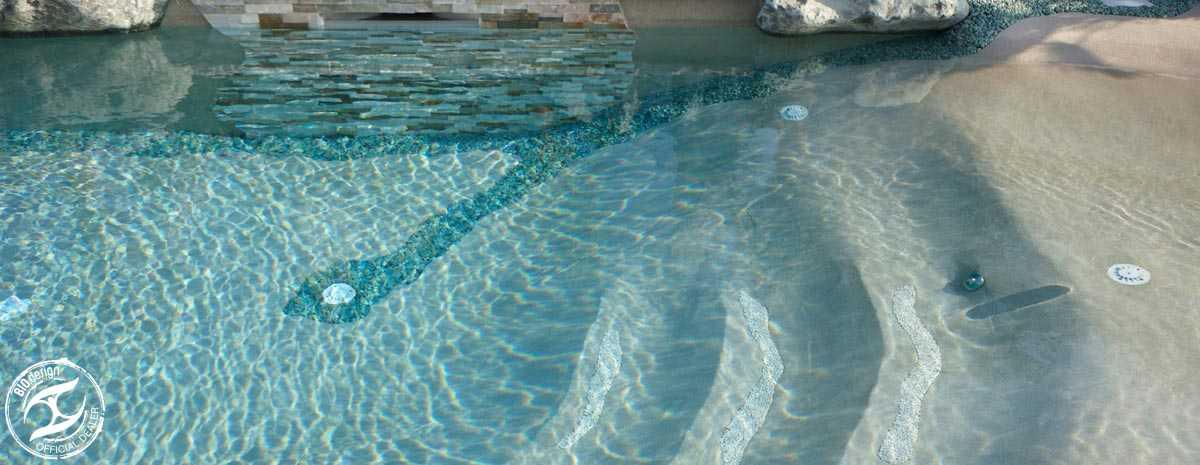 Personalizzazione piscine | Inacqua piscine